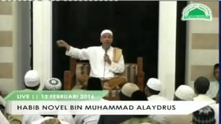 Habib Novel Alaydrus - HADIRKAN NUR ALLAH DALAM RUMAH TANGGA KALIAN (Renungan Bagi Suami Istri)