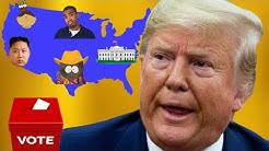 "Trump for More Years? Parody of Tones & I ""Dance Monkey"" ~ Rucka Rucka Ali"