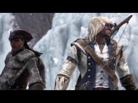 Assassin S Creed 3 Liberation Story Trailer Youtube