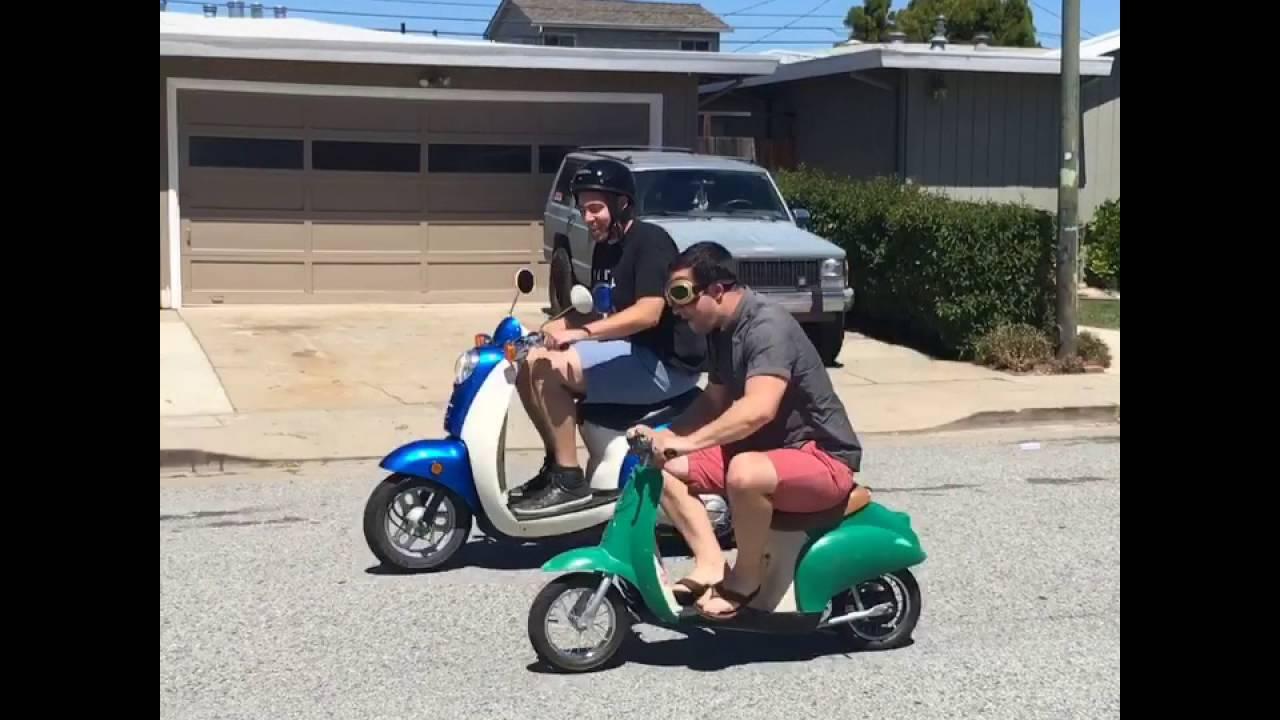 Matt S Ride 1 000w Razor Pocket Mod Scooter 30mph