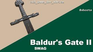 Baldur's Gate II - SẄAG #shorts