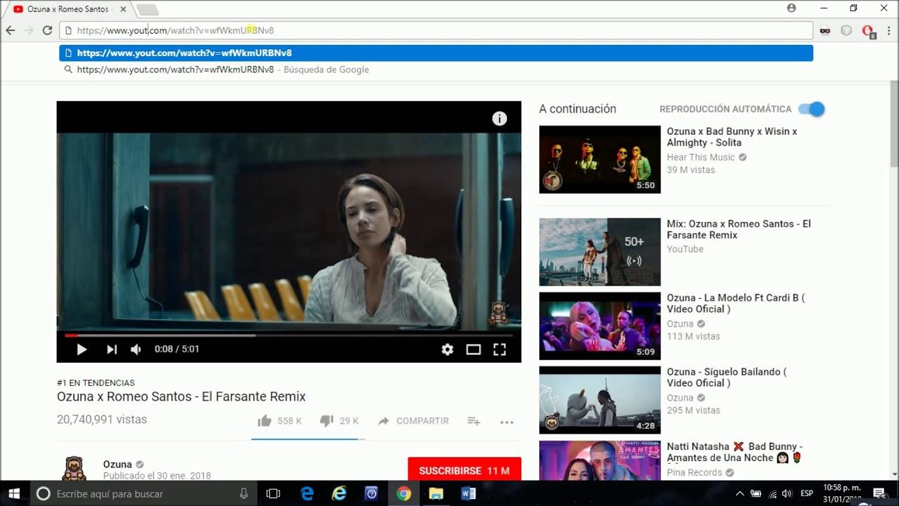 descargar video de youtube gratis sin instalar programas