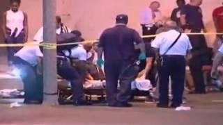 Chicago Mass Shooting Cornell Square Park EMS Radio Traffic 9/19/13