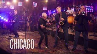 Chicago, Maturing with the band, Guitar Center Sessons on DIRECTV