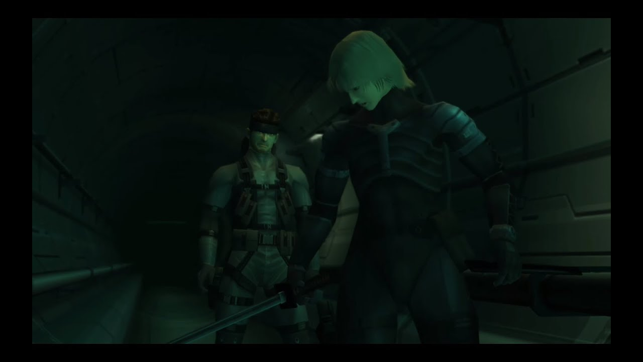 Download Metal Gear Solid 2: Sons of Liberty - Jack the Ripper