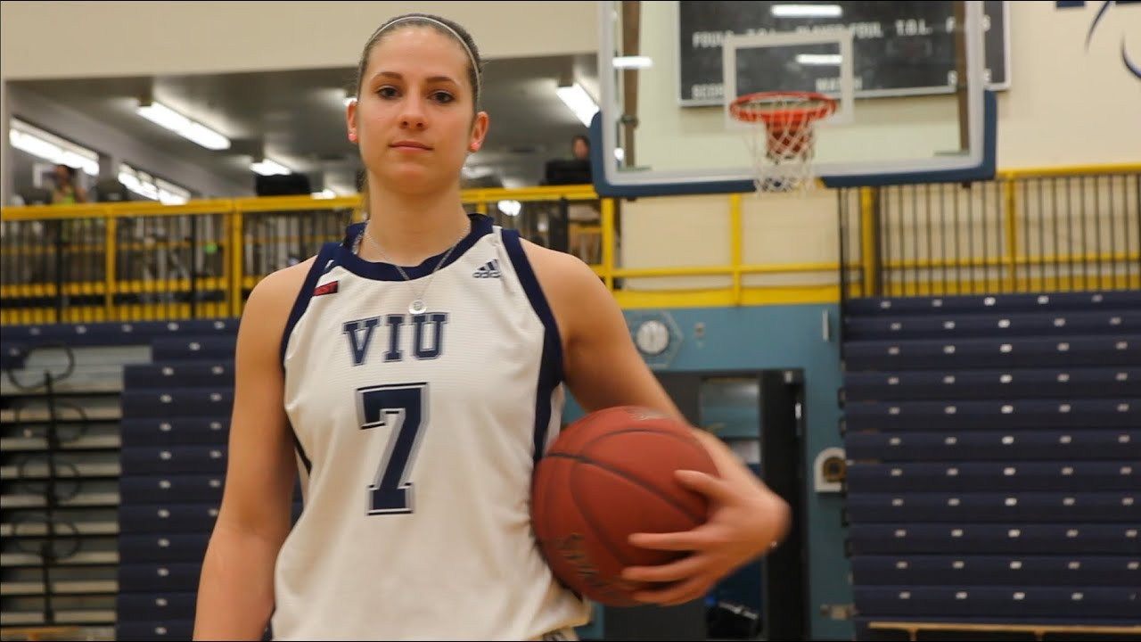 The best five years of my life - VIU student athlete profile