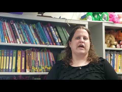 Hillsdale Christian Academy Splotlight 4th Grade Melissa Hunter