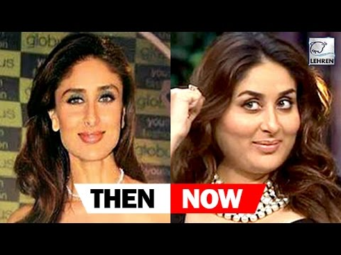 Kareena Kapoor LOST Her Size Zero! Pregnancy Or Late Night Parties? | LehrenTV