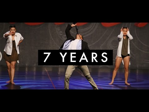 7 Years - Lukas Graham (SKIP Entertainment Guam) | @besperon Choreography