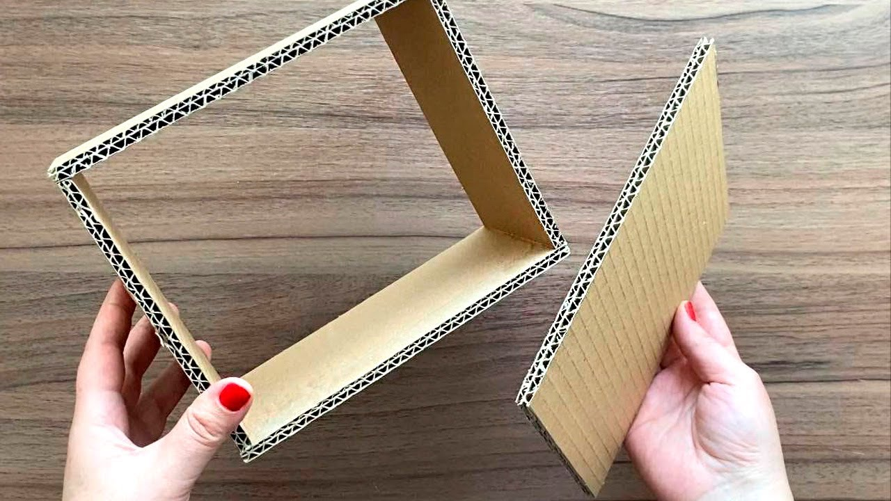 Download DIY 7 cardboard ideas | Craft ideas with Paper and Cardboard | Paper craft