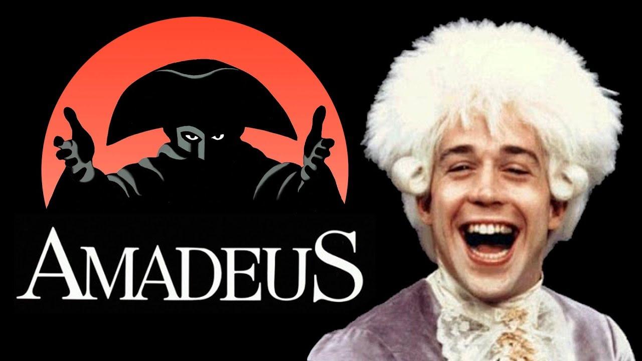 Amadeus - dublagem Álamo - YouTube