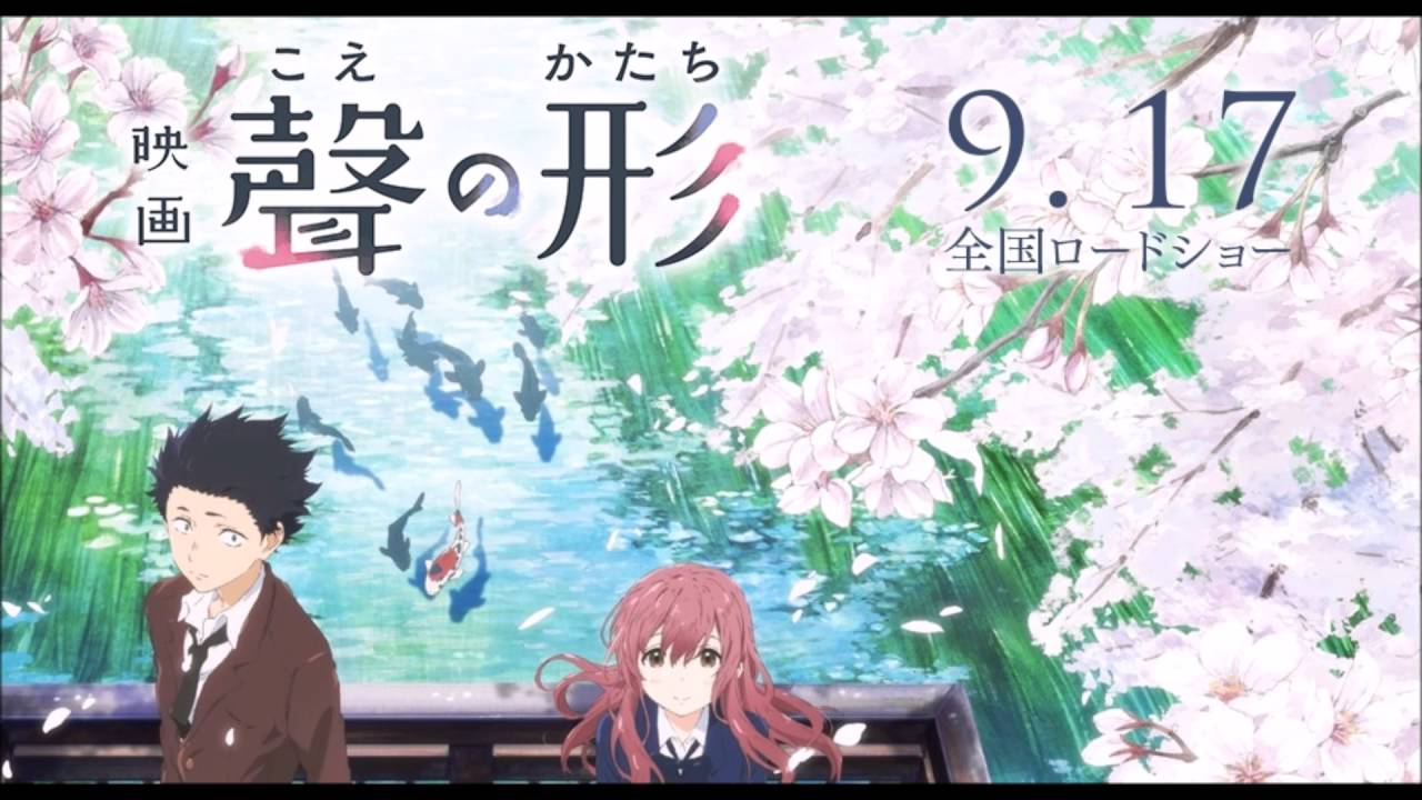Anime Wallpapers Koe No Katachi HD 4K Download For Mobile iPhone & PC