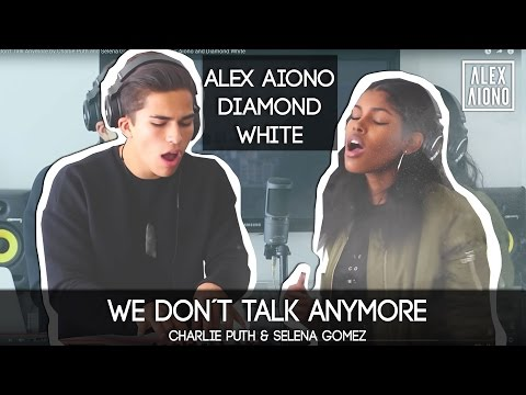We Don't Talk Anymore by Charlie Puth and Selena Gomez | Cover by Alex Aiono and Diamond White