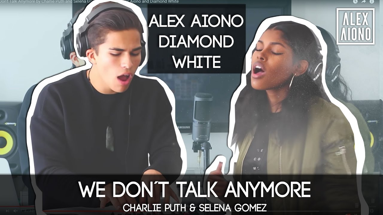 We Don T Talk Anymore By Charlie Puth And Selena Gomez Cover By