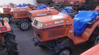 Sprzedaż używanych mini traktorków-ciągników ogrodniczych. www.akant-ogrody.pl