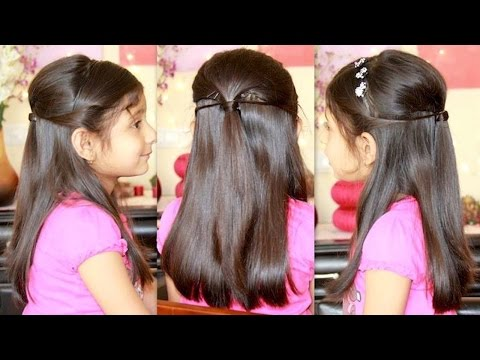 """Party Hairstyle With """"MissAnand"""" thumbnail"""