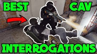 SO Many Interrogations... - Rainbow Six Siege Gameplay