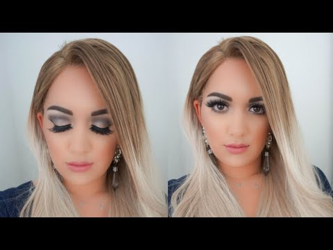 Naked Smoky Palette | gkhairmakeup