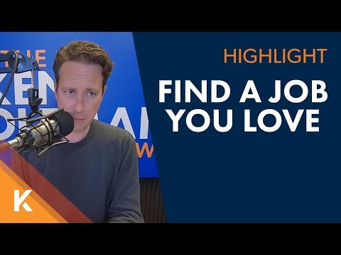 How To Find A Job That I Love