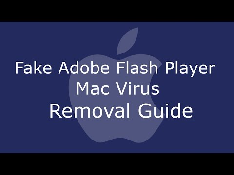 Adobe Flash Player Virus Removal Guide For Mac