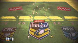 Rugby League Live 2 | 3rd Montage | New 2014