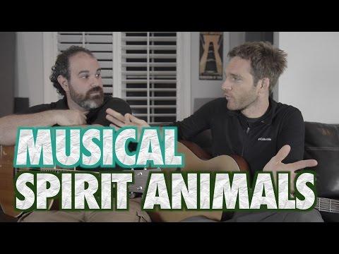 Musical Spirit Animals