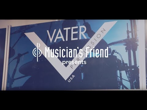 Vater Extended Play Drum Sticks - Winter NAMM 2018