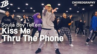 Download lagu [Choreography]  Soulja Boy Tell'em - Kiss Me Thru The Phone ft. Sammie / K.JUN