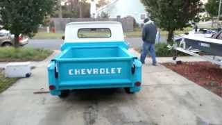 1964 C10 Big Block Chevy Idling