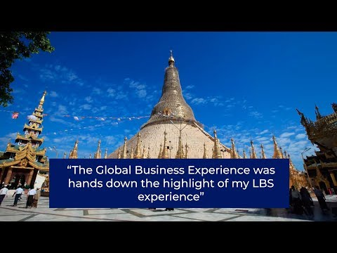 MBA Global Business Experience | London Business School
