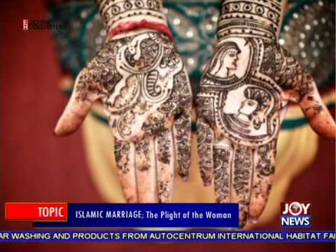 Islamic Marriage - PM Express on Joy News (29-7-16)