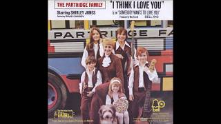 "The Partridge Family - ""I Think I Love You"" - Original LP - HQ"
