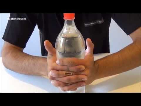Atmospheric Pressure – Very Cool Science Experiment!
