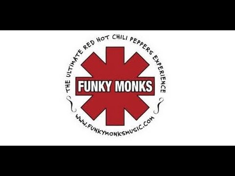 RED HOT CHILI PEPPERS Funky monks 1991
