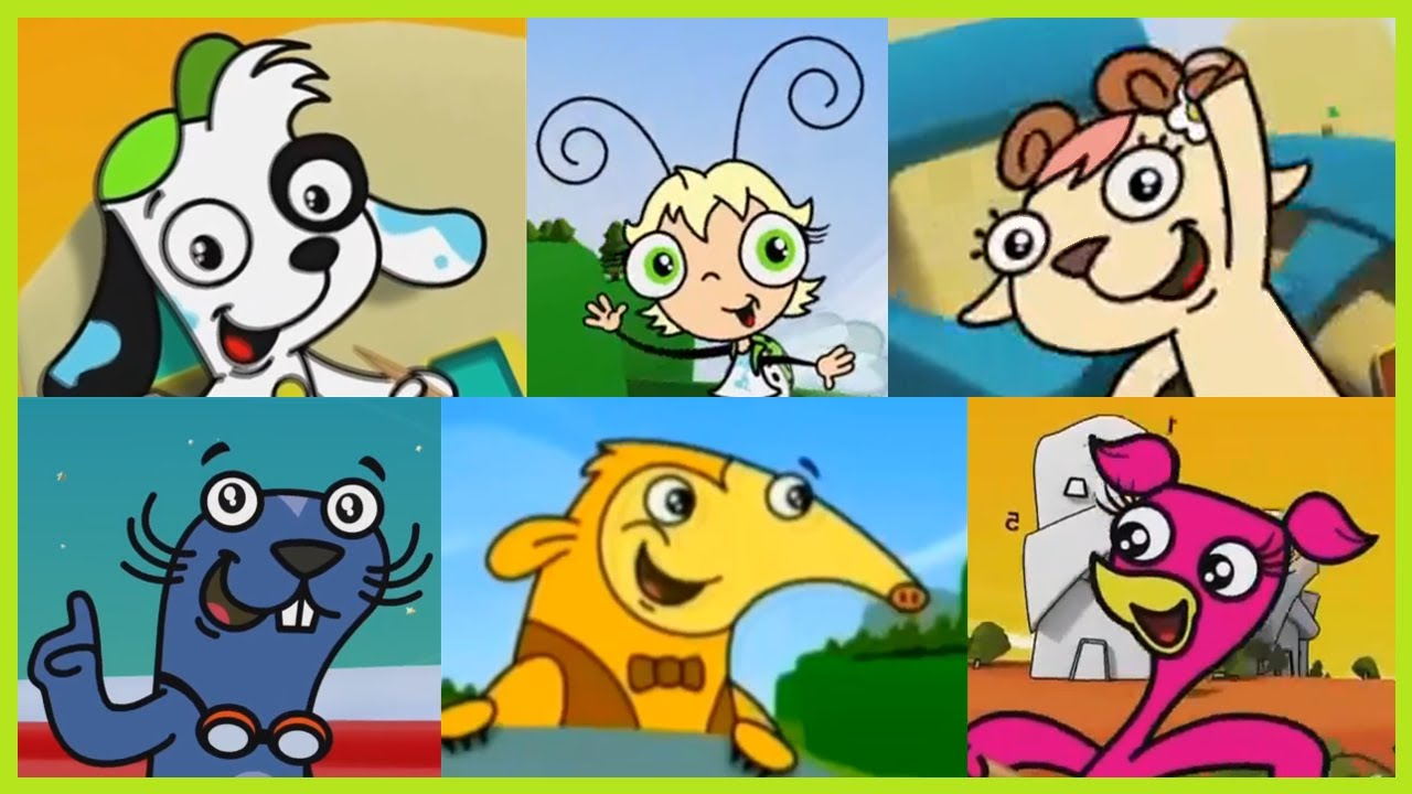 Download Discovery Kids LA   Bumpers   Gráfica DOKI 3.0 (2013-2016)