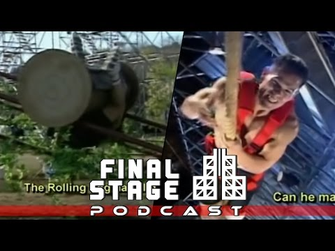 Sasuke 3 Review: Keep Rolling, Rolling, Rolling Log: Final Stage Podcast Episode 21