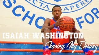 Isaiah Washington: Chasing My Destiny