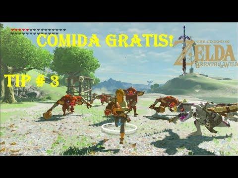 Guía Rápida de Supervivencia Zelda Breath of the Wild #3