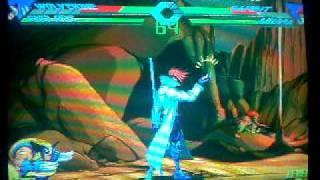 X-Men vs Street Fighter - THE-KZA vs RJ