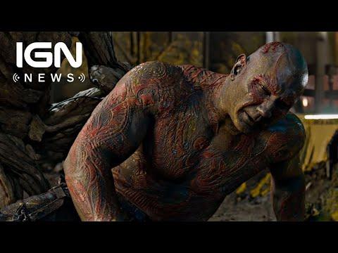 Dave Bautista Defends James Gunn After Firing  IGN