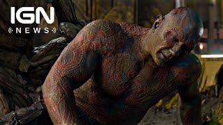 Dave Bautista Defends James Gunn After Firing - IGN News