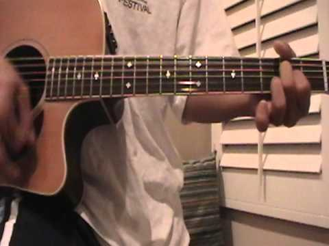 I Believe In Jesus (Cover by David Chen) Acoustic Guitar - YouTube