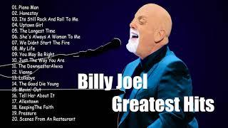 Billy Joel Greatest Hits Full Album   The Very Best of Billy Joel