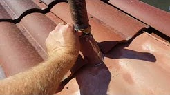 Clay Lite Roof Inspection, Broken Tiles, and Roof Maintenance - Mission Viejo, Ca