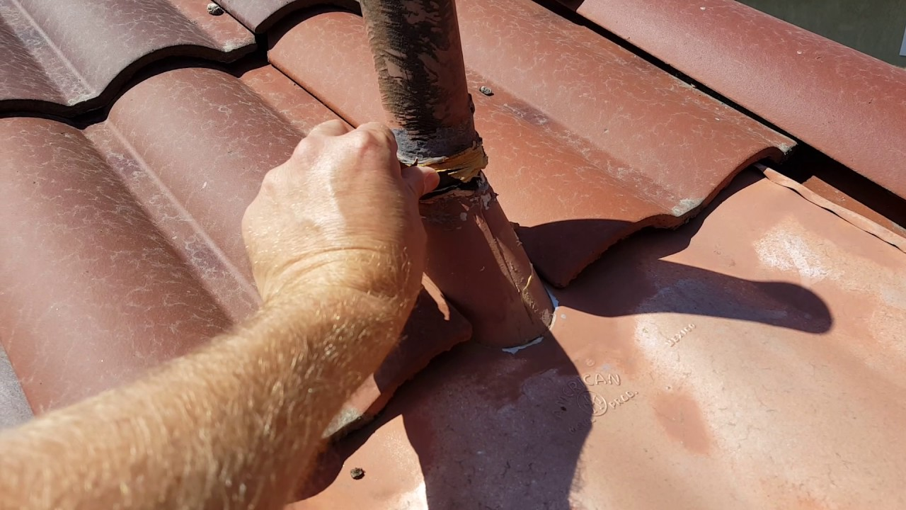 Clay Lite Roof Inspection Broken Tiles And Roof Maintenance - Clay tile roof maintenance