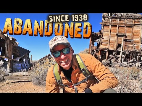 EXPLORING Abandoned Chemung MINE In Remote California Mountains!
