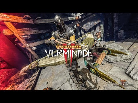 Winds Of Magic - Cataclysm Twitch 200% / Tough And Fun Game (Bounty Hunter)|Vermintide 2