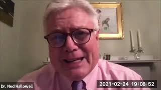 ADHD 2.0: A Conversation with Author Ned Hallowell