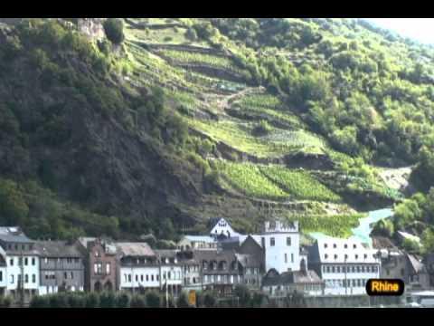 Rhein Rhine Neckar Main Moselle Mosel river cruise