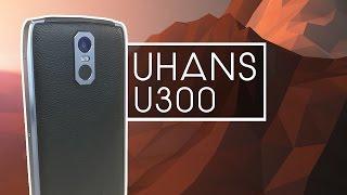 Uhans U300, el smartphone que se inspiró en Mercedes Benz | Review